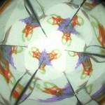 obraz z kalejdoskopu